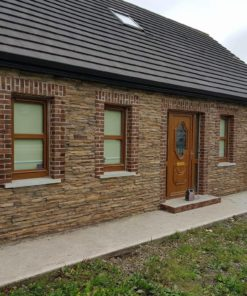 Grenada Russet – Stone Wall Cladding for Interior and Exterior Use
