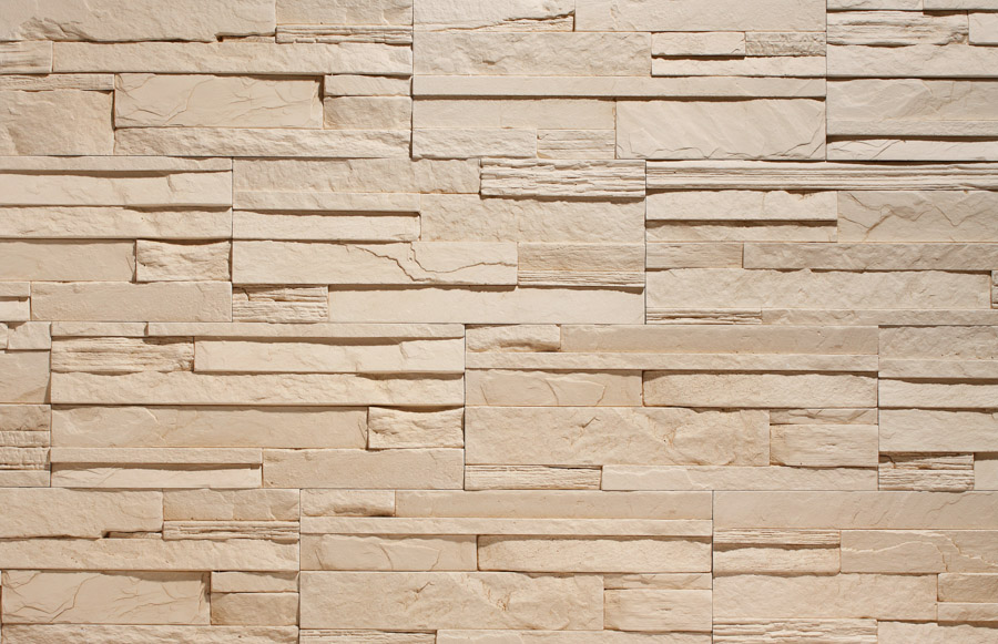 Creta Interior Stone Feature Walls Thin Stone Cork