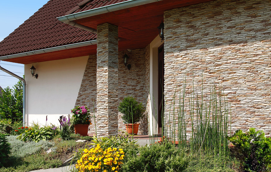 New Product in stone collection – Exterior Stone California