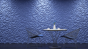 Maze style - Beautiful 3D textured Wall Panells