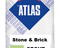 Grouting mortar for stone and bricks 25kg