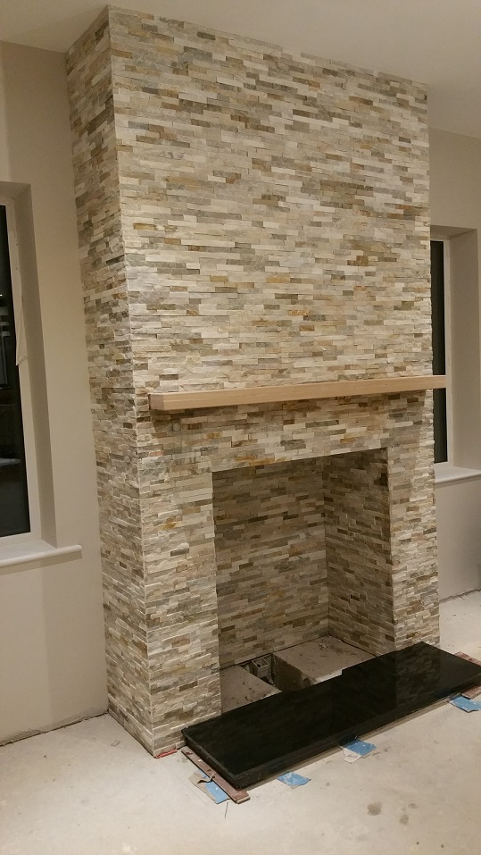 Natural Stone -Ivory Colour Stone Cladding for Interior & Exterior