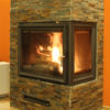 RUSTY-fireplace-stone-effect