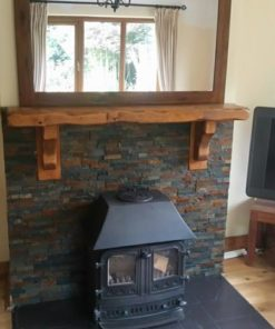 fireplace-stove-beam-natural-stone-mirror