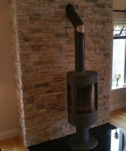 chimney breast-grenada frost-stone cladding for fireplace