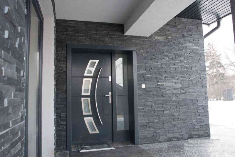 Natural Stone- Grey Colour Wall Stone Cladding - Deco Stones