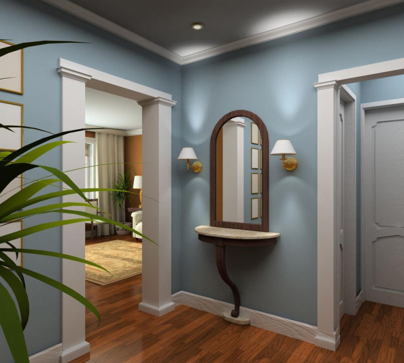 What Colour To Choose For Walls In The Corridor Deco Stones