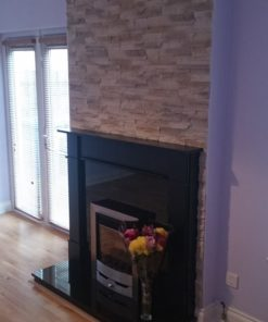 nepal frost stone for fireplace chimney breast