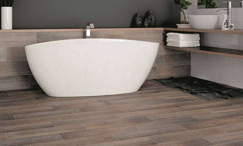 Tilia Mist 60x17 5 Wood Effect Kitchen And Bathroom Tiles
