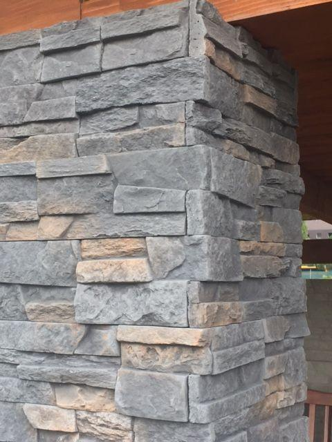 Nepal Grey Stone Cladding Tiles Interior Exterior