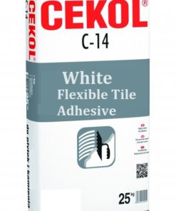 adhesive flexible white