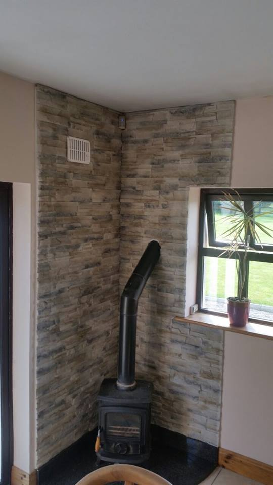 Nepal Frost Wall Cladding Stone Tiles Internal
