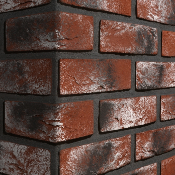 Red Brick Slips Tiles Country Brick 674 Cladding Deco