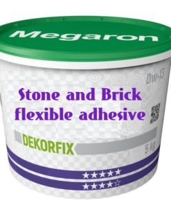 ready mix stone and brick adhesive 5kg