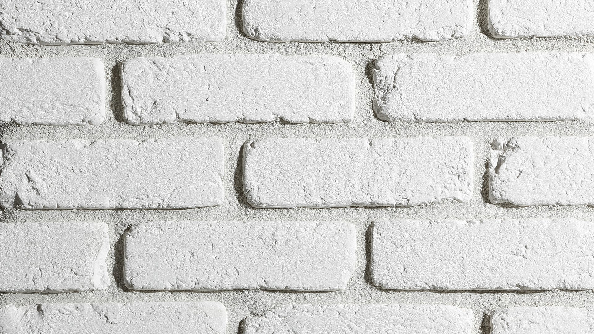 Vintage White Brick Slips