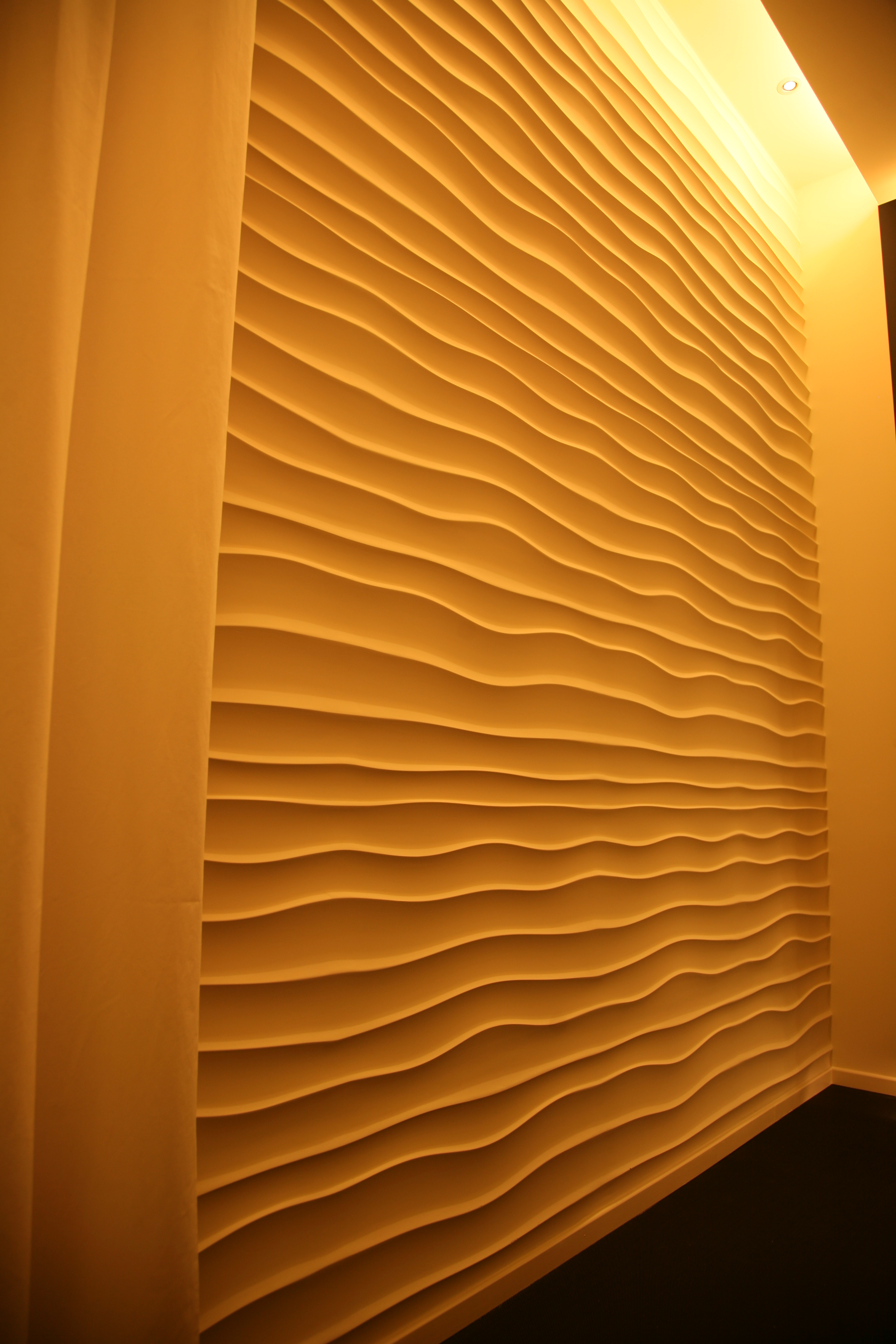 3d wall panels choppy design deco stones. Black Bedroom Furniture Sets. Home Design Ideas