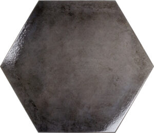grey geometric wall and floor tiles