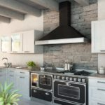 stone kitchen splashback