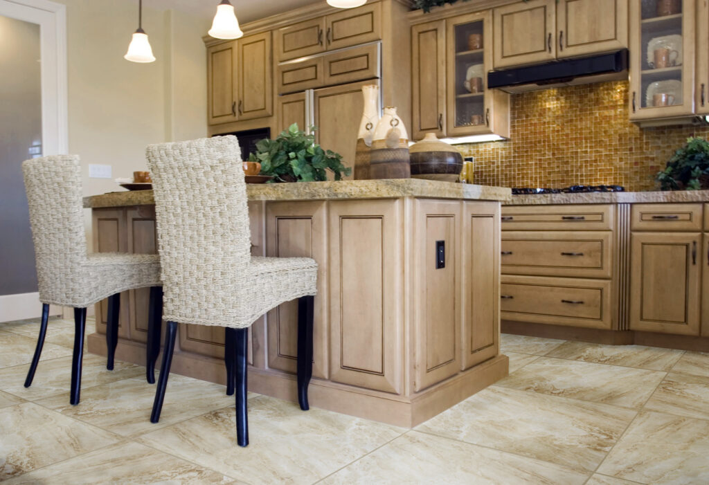 Kitchen Floor Tiles Trends In 2019 2020