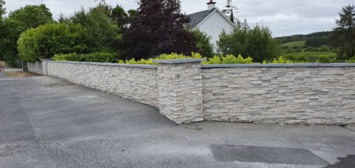 outdoor cladding grenada frost stone tiles
